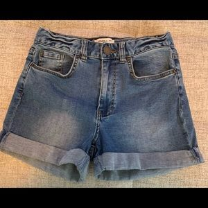 O'Neill Rolled Jean Shorts